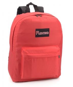 Купить Рюкзак подростковый 4321 красный 41*30*13см