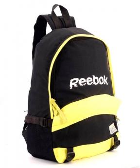 Купить Рюкзак молодёжный 4325-1 желто-чёрный рибок 46*32*14см