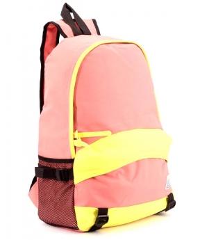 Купить Рюкзак молодёжный 4326 кораловый 46*32*14см