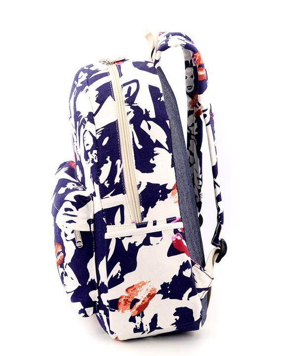 Рюкзак молодёжный 4336-2 губы 39*31*12см