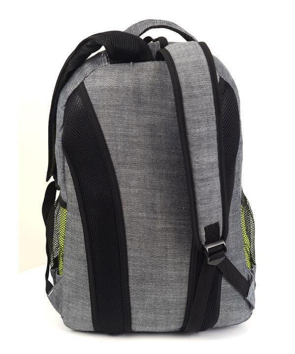 Рюкзак подростковый 4353 со свёздами 44*28*13см