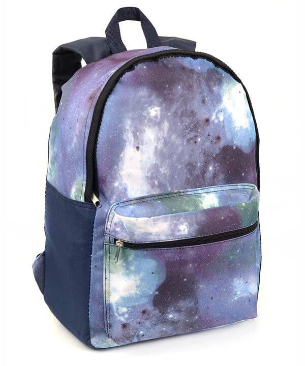 Рюкзак подростковый 4362 космос 41*29*13см