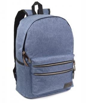Купить Рюкзак молодёжний тёмно-синий 4371