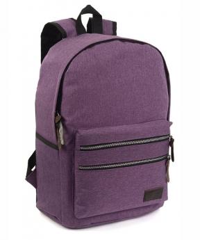 Купить Рюкзак молодёжний фиолетовый 4372