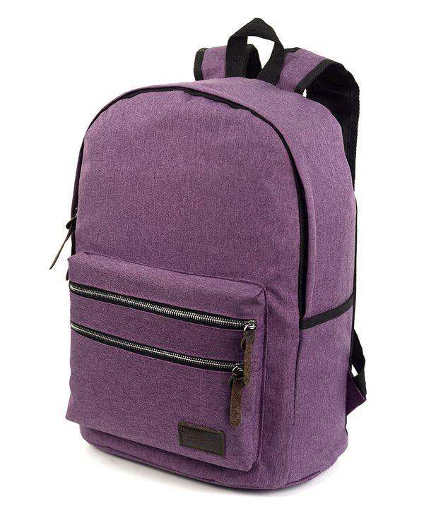 Рюкзак молодёжний 4372 фиолетовый 41*29*13см