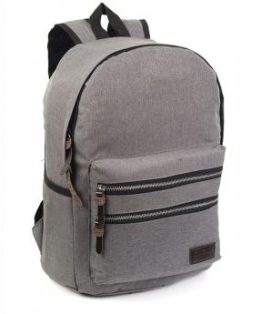 Купить Рюкзак молодёжний серый 4373