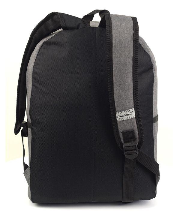 Рюкзак молодёжний 4373 серый 41*29*13см