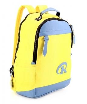 Купить Рюкзак подростковый Travel SR2 4389 желтый 44*27*13см
