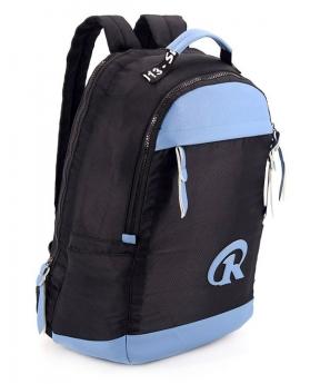 Купить Рюкзак подростковый Travel SR2  4391 чёрно-синий 44*27*13см