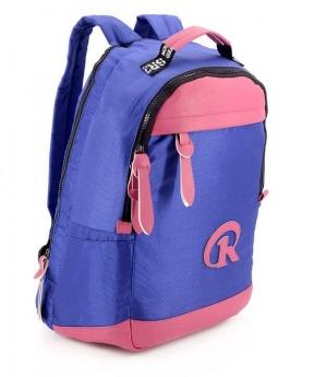 Купить Рюкзак подростковый Travel SR2 4392 синий 44*27*13см