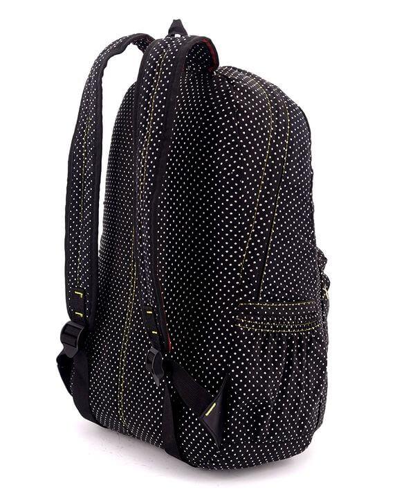 Рюкзак подростковый 4397 в горошек 43*28*14см