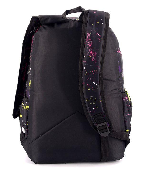 Рюкзак молодёжный 4504 чёрный (унисекс) 44*27*13см