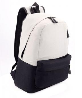 Купить Рюкзак молодёжный 4510 серо-чорный 45*28*14см