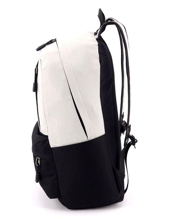Рюкзак молодёжный 4510 серо-чорный 45*28*14см