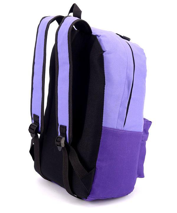 Рюкзак подростковый 4515 фиолетовый 45*28*14см