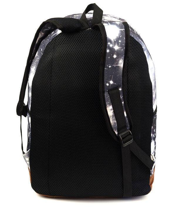 Рюкзак подростковый 4525 космос серый 41*31*13см