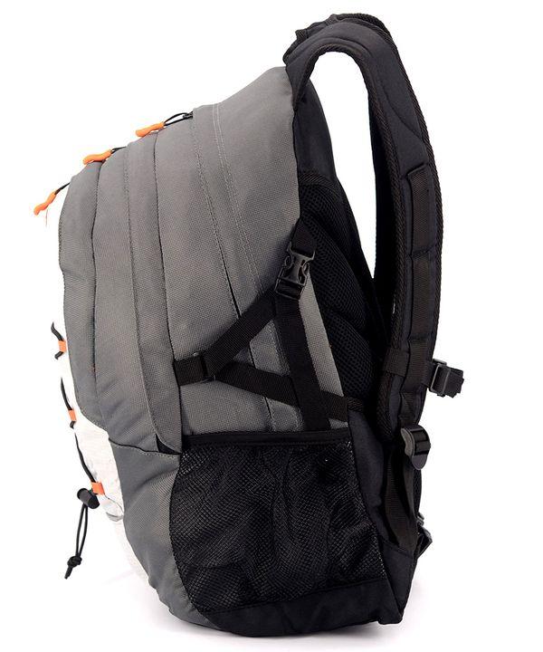 Рюкзак молодёжный походный 4541 серый Штурм 42*31*16см