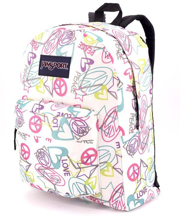 Рюкзак молодежный, PEACE 4679