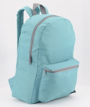 Купить Рюкзак молодежный 4726 бирюзовый 41*26*13см