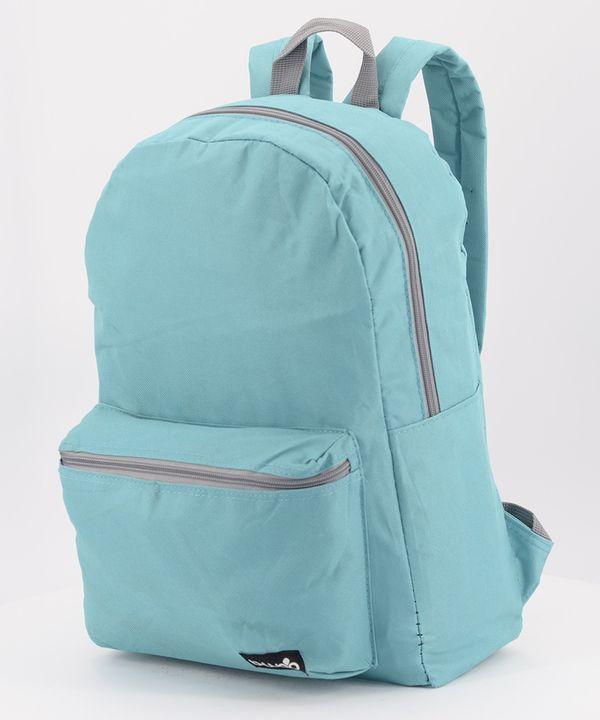 Рюкзак молодежный 4726 бирюзовый 41*26*13см