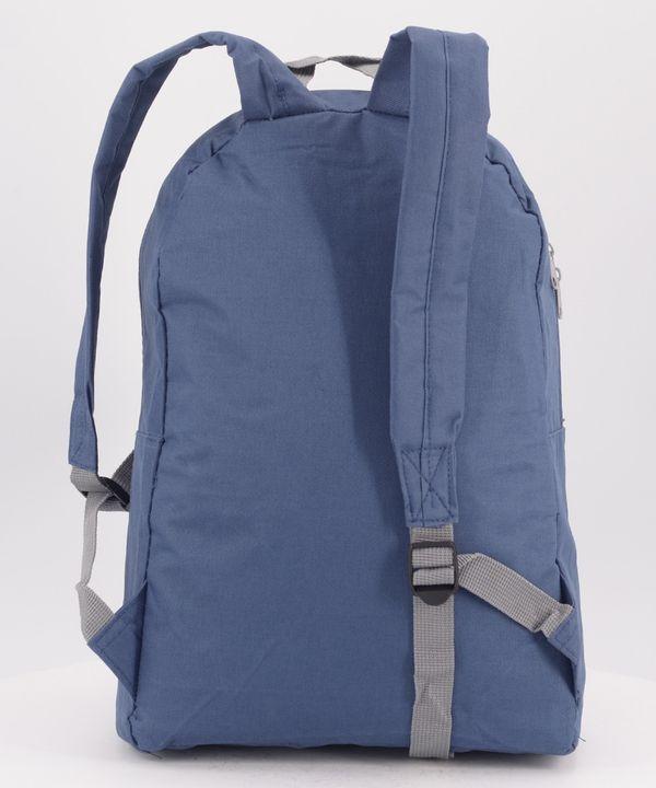 Рюкзак молодежный 4728 синий 41*26*13см