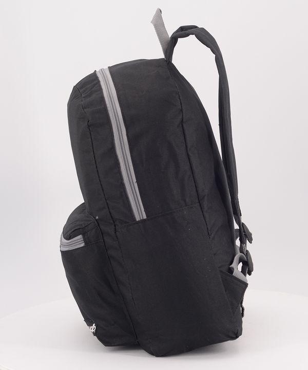 Рюкзак молодежный 4729 чёрный 41*26*13см
