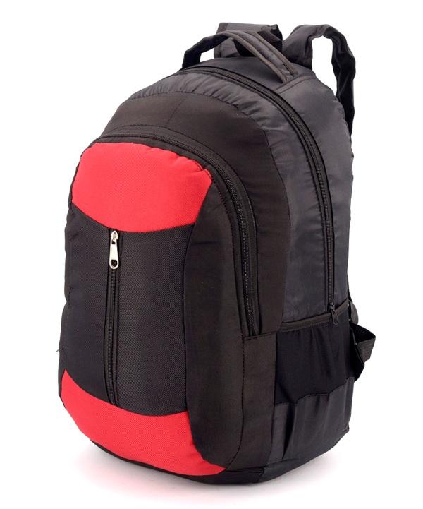 Рюкзак 4749 чёрный maroon 47*31*14см