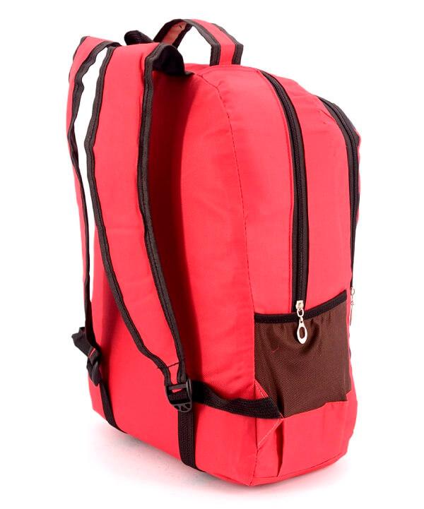 Рюкзак Rybin 4750 красный 47*31*13см