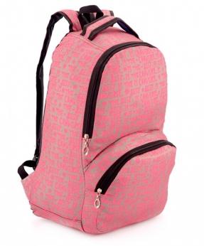 Купить Рюкзак розовый 4755 Best Converse 47*31*13см