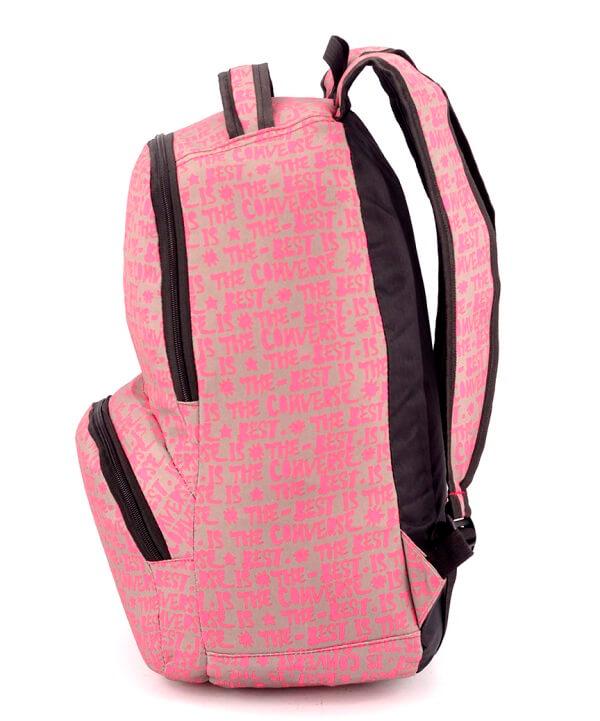 Рюкзак розовый 4755 Best Converse 47*31*13см