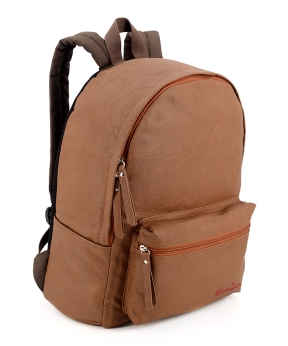 Купить Рюкзак еко кожа 4801 коричневый 38*26*13см