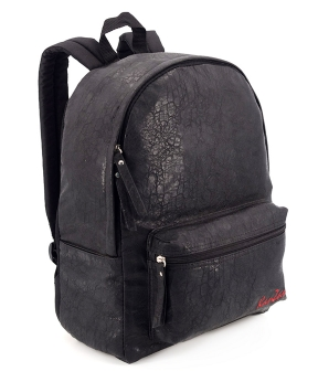 Купить Рюкзак 4802 еко кожа чёрный 38*26*13см