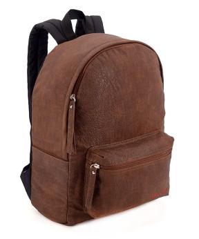 Купить Рюкзак 4806 еко кожа коричневый 38*26*13см