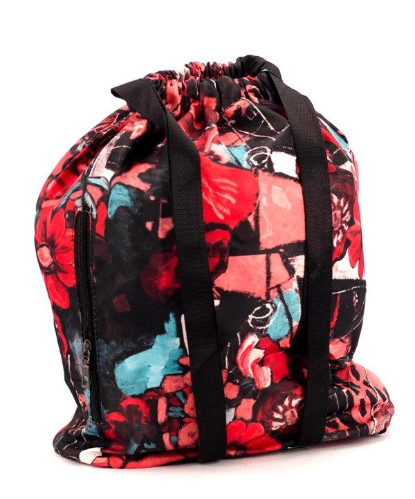 Рюкзак-мешок 4841 абстракция 42*41*16см