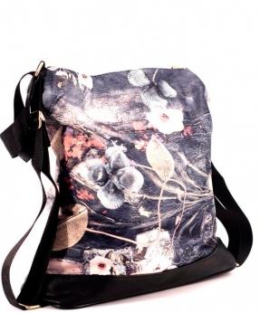 Купить Сумка-рюкзак 4844 абстракция 39*36*13см