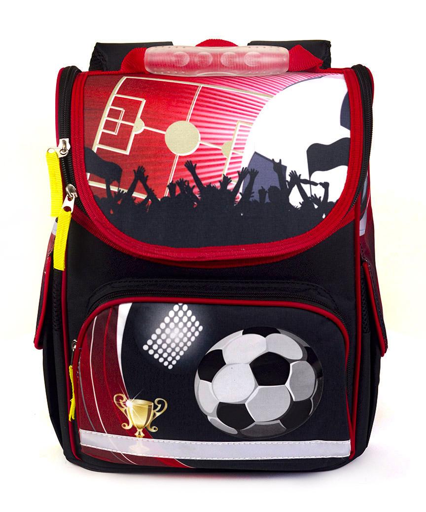 Рюкзак-короб RANEC 4921 Футбол 35*25*13см
