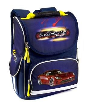 Купить Рюкзак-короб RANEC 4952 Красное авто 35*25*13см
