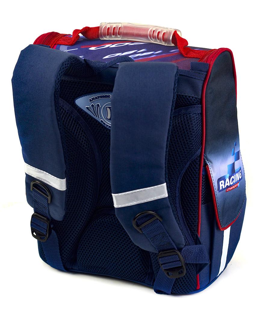 Рюкзак-короб RANEC 4961 Красный BMW 35*25*13см