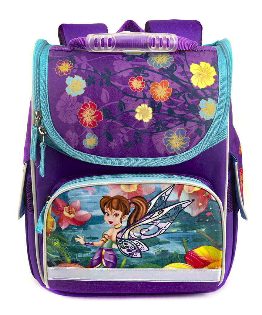 Рюкзак-короб RANEC 4974 Фея и цветы 35*25*13см