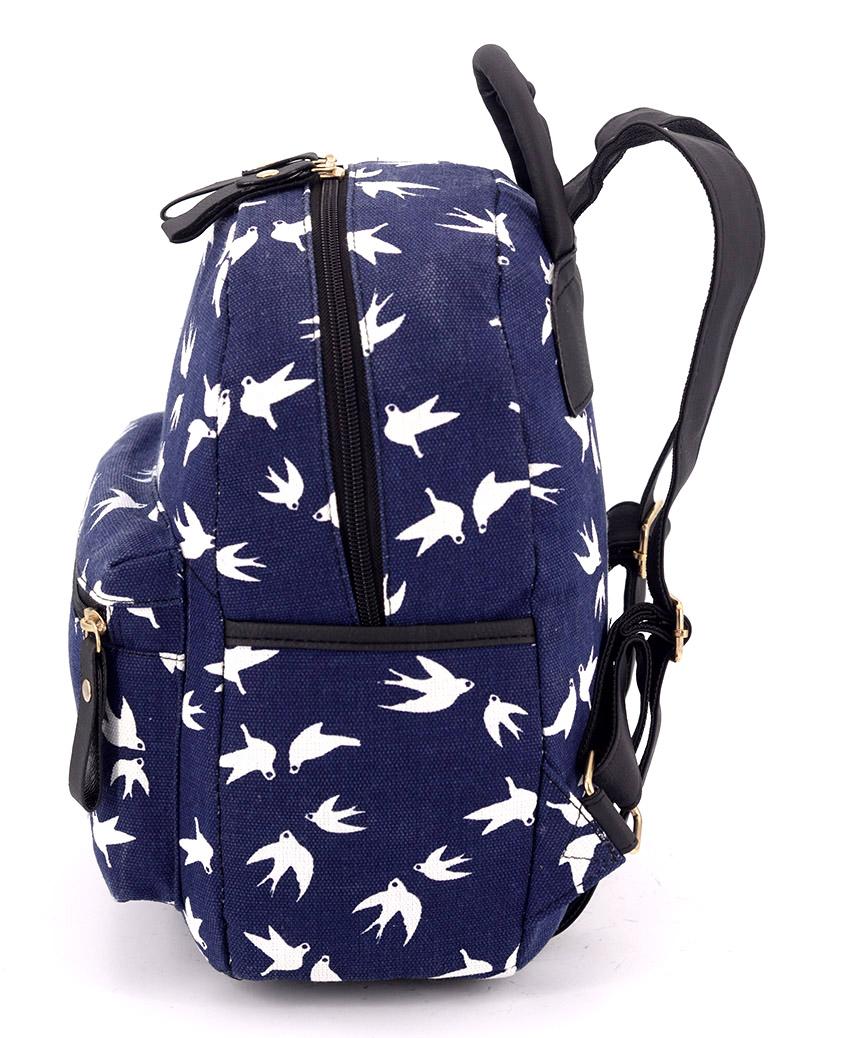 Рюкзак женский тканевый 5126 ласточки 29*24*13см