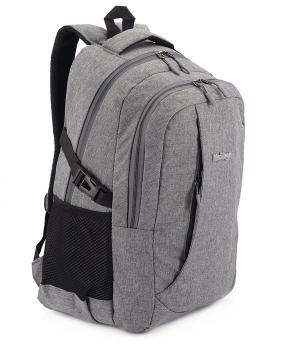 Купить Рюкзак подростковый westbag-in 5155 светло-серый 47*29*17см