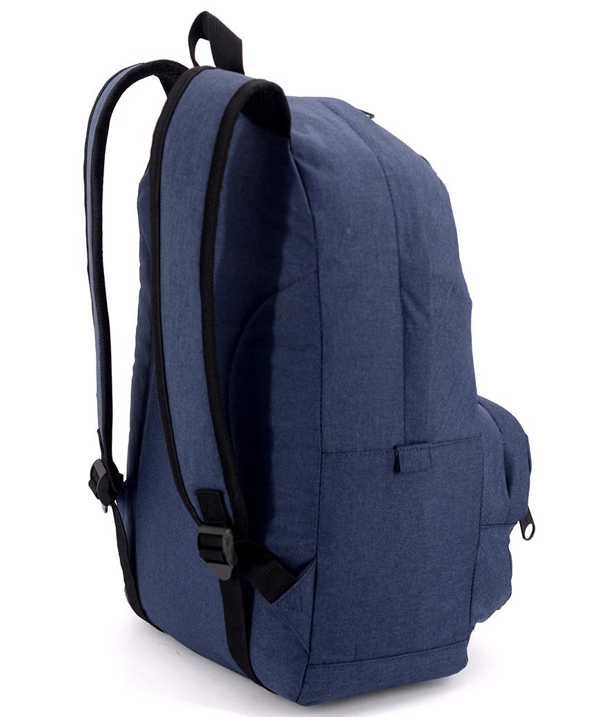 Рюкзак молодёжный 5165 синий 44*28*13см