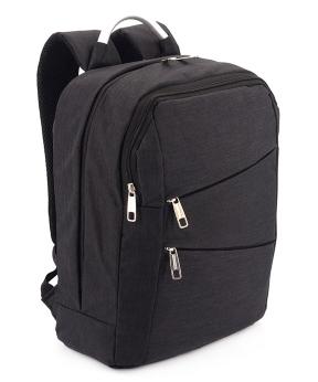 Купить Рюкзак с металической ручкой 5210 черный 38*29*12см