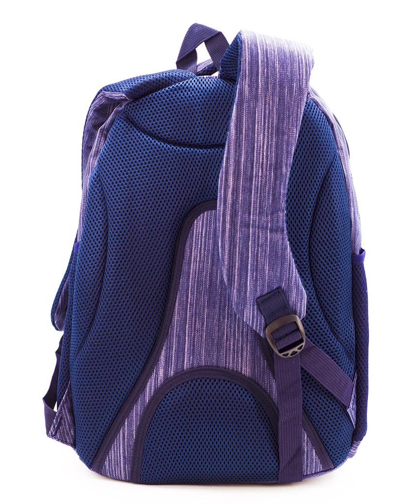 Рюкзак ортопедический 5244 фиолетовый Иллюзия 40*28*18см