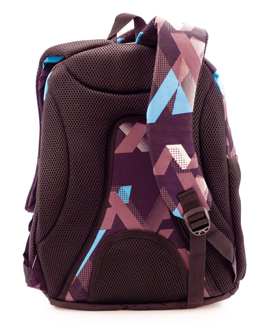 Рюкзак ортопедический 5246 коричневый Маун 40*28*18см