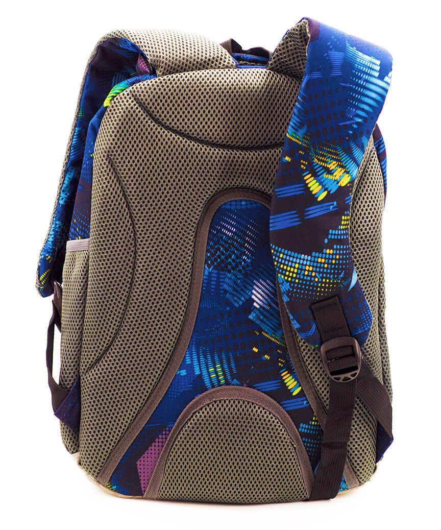 Рюкзак ортопедический 5250 3D эффект 40*28*21см