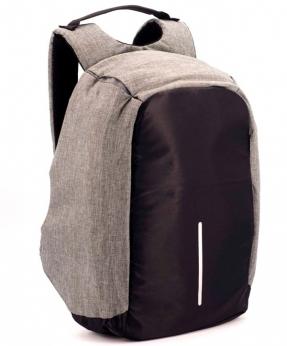 Купить Рюкзак антивор, серый  5282