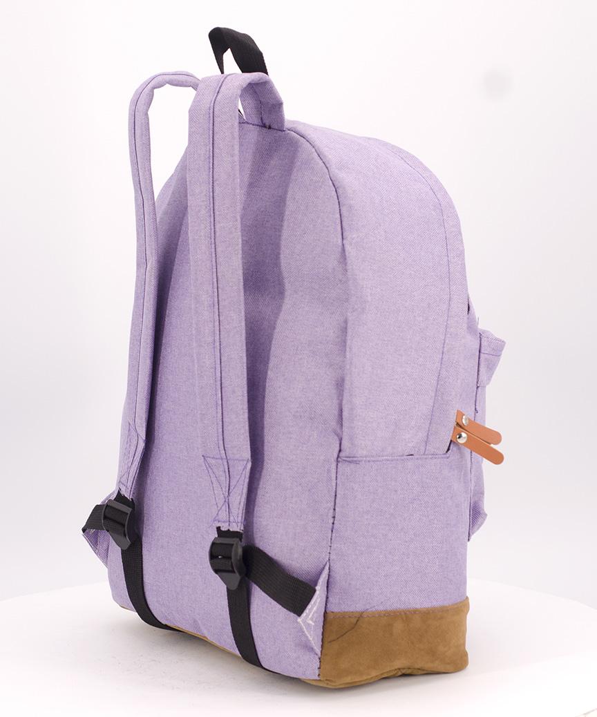 Рюкзак городской 5300 розовый 40*27*11см