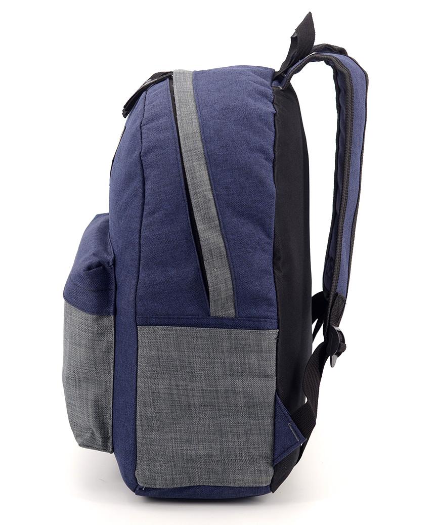 Рюкзак городской, 5307 синий 40*27*11см