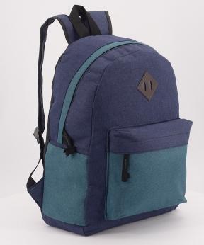 Купить Рюкзак городской 5308 тёмно-синий 40*27*11см